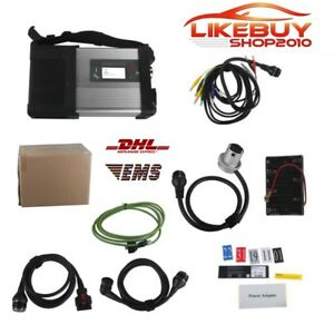 New Mb Sd Connect Compact 5 Star Diagnostic Tool With Wifi For Cars And Trucks