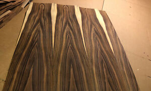 Rosewood 48 X 30 1pcs Total 10mil Paper Backed Veneer Aa Grade 1977