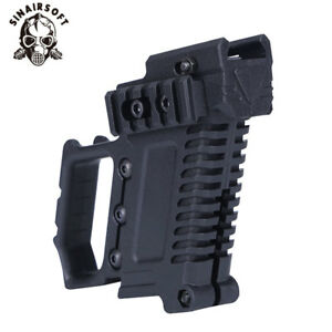 Tactical Pistol Carbine Kit Quick Reload for Glock G17 G18 G19 Series Airsoft