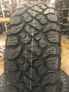 4 New 285 55r20 Kenda Klever Rt Kr601 285 55 20 2855520 R20 Mud Tire At Mt 10ply