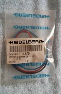 Original German Heidelberg Potentiometer 71 186 5172
