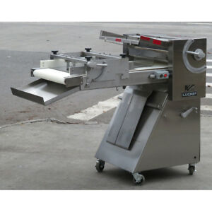Lucks Lsm24 Bread Moulder Sheeter Used Excellent Condition
