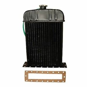 4 Row New Radiator For Farmall Cub Cub Lowboy 351878r9 International Tractor