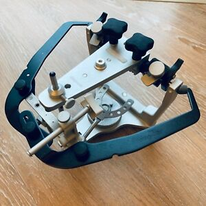 Whipmix Articulator Model 4640q Including Facebow And All Attachments Whip Mix