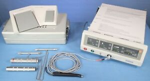 Integra Selector Ultrasonic Surgical Aspirator With Handpiece Tested Warranty