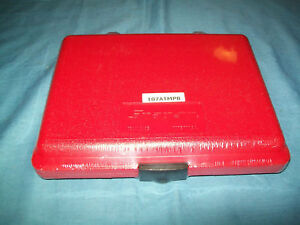 New Snap on 1 4 Drive 107atmpb Expandable General Service Set Sealed