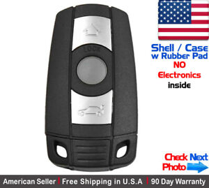 1x New Replacement Keyless Entry Remote Key Fob Case For Bmw Kr55wk49123 Shell