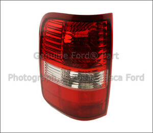 New Genuine Ford Oem Lh Left Driver Side Tail Light Assembly 04 14 F150 Mark Lt