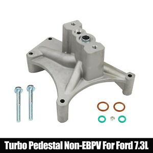 For 7 3 Ford Powerstroke Diesel 99 5 03 Turbo Pedestal Turbo O rings Non ebpv