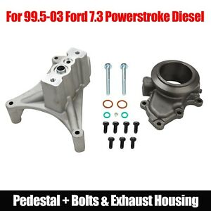 Turbo Pedestal Exhaust Housing O Rings For 99 5 03 Ford 7 3l Powerstroke Diesel