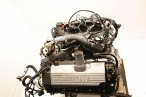 Engine Assembly 4 8l Automatic Transmission Fits 06 07 08 09 10 Bmw 550i Oem