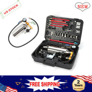 Gx100 Non dismantle Cleaner Fuel Injector Cleaner Tester For Petrol Efi Throttle