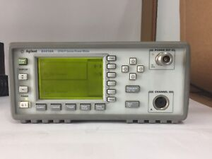 Used Test Equipment Agilent N4416a Power Meter no Cal In Good Condition
