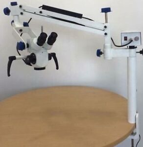 3 Step Portable Ophthalmic Microscope Manual