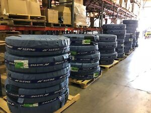 Brand New Truck Tires 11r22 5 All Position Steer And Trailer