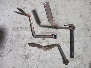 Ford 8n Tractor Pedals