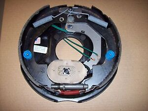 Dexter 10 X 2 1 4 3 5k Right Hand Electric Trailer Brake Backing 3500 Lb