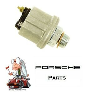 For Porsche 911 Sc Engine Motor Oil Pressure Sensor Sending Unit 91160611103