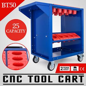 Bt50 Cnc Tool Trolley Cart Holders Toolscoot Snap On Super Scoot Workstation