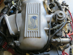 1998 Ford Mustang Cobra Dohc 4 6l Engine Fully Loaded