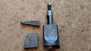 Large Vintage Lantern Wedge Style Lathe Tool Post