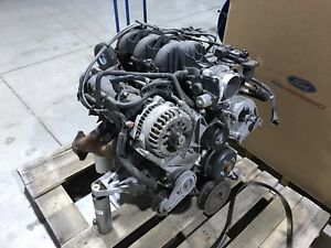 2005 Ford Mustang Engine 4 0l V6 Long Block Tested With Video