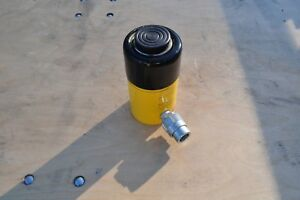 Enerpac Rc 252 Duo Series Hydraulic Cylinder 25 Ton 2 Stroke Mint Usa