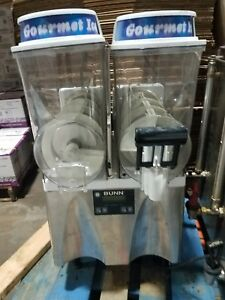 Bunn Ultra 2 34000 0121 Slush Machine Tested And Working See Pictures