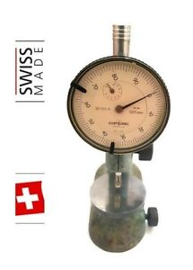 Tesa Compac Pag Grenchen Swiss Gauge Holder Test Indicator Indicator Stand 1