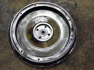 Massey Ferguson 40 Tractor Flywheel Part 348f Tag 314
