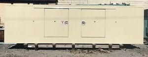 50 Kw 60 Kw 80 Kw Generator Sound Attenuated Drop Over Enclosure 40 Kw 100 Kw