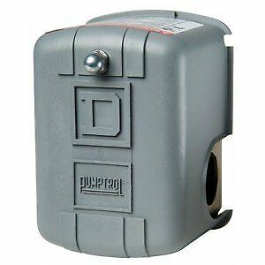 Square D 40 60 Fsg2 9013fsg2j24 Water Well Submersible Pump Pressure Switch