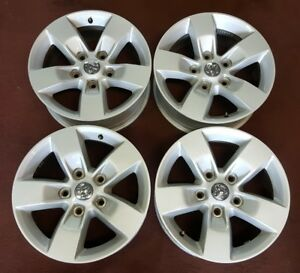 Set 4 Takeoff Factory Oem Dodge Ram Durango Dakota 1500 17 Wheels Rims 2448
