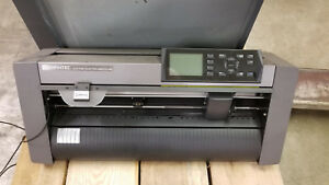 Graphtec Cutting Plotter Ce6000 40 Used With Steel Stand