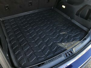 All Weather Trunk Cargo Liner Floor Mat Black For Ford Edge 2015 2020