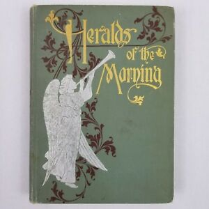1899 Heralds Of The Morning - Asa Oscar Tait - Pacific Press Publishing Company