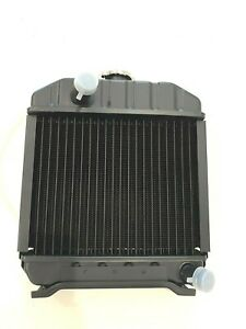 4 Row Kubota Diesel Radiator B6100d B6100e B7100d Oem 15371 72060 With Cap