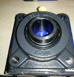 Sf 24 Sealmaster New Ball Bearing Flange Unit