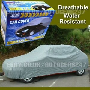 Maypole Breathable Water Resistant Fabric Car Full Cover Mp9851 Small Upto 13ft