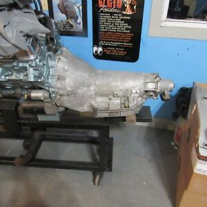1965 75 Gm Turbo 400 Short Tail Transmission Bc Code Buick 455 Bop Gto Gs 442