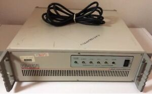 Gamma Scientific Gs 1271 Cam Detector Interface Nvis Tested