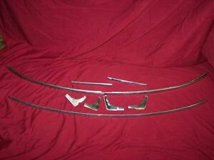 1953 Buick Window Molding Front Windshield Trim Buick Special 2 Door Sedan