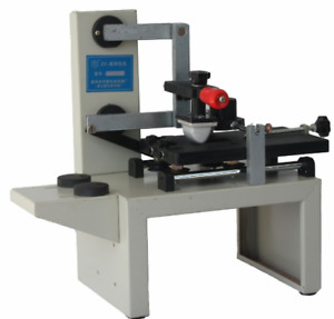 Hot Manual Pad Printing Machine handle Pad Printer move Ink Printer Zy rm7 a