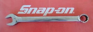 Snap On Tools 1 Standard Length 12 Pt Combination Wrench Oex32a Ships Free
