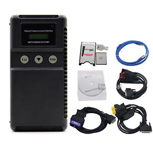 Mut 3 Diagnostic Programming Tool Scanner For Mitsubishi Cars With 4 Cables