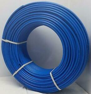 3 8 1000 Coil Blue Certified Non barrier Pex Tubing Htg plbg potable Water