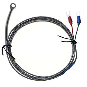 9 X 6mm Probe Ring Loop Washer K Type Thermocouple Temperature Sensor 1 5 M