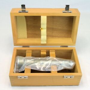 New Open Box Spi Hole Micrometer 1 6000 2 0000 lot 1