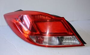 2011 2013 Buick Regal Left Outer Tail Light Taillight Driver Lh Oem