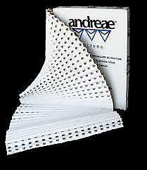 Andreae Accordion Af813 Paint Booth Filter 36 X 30 Neshap 6h Compliant W doc